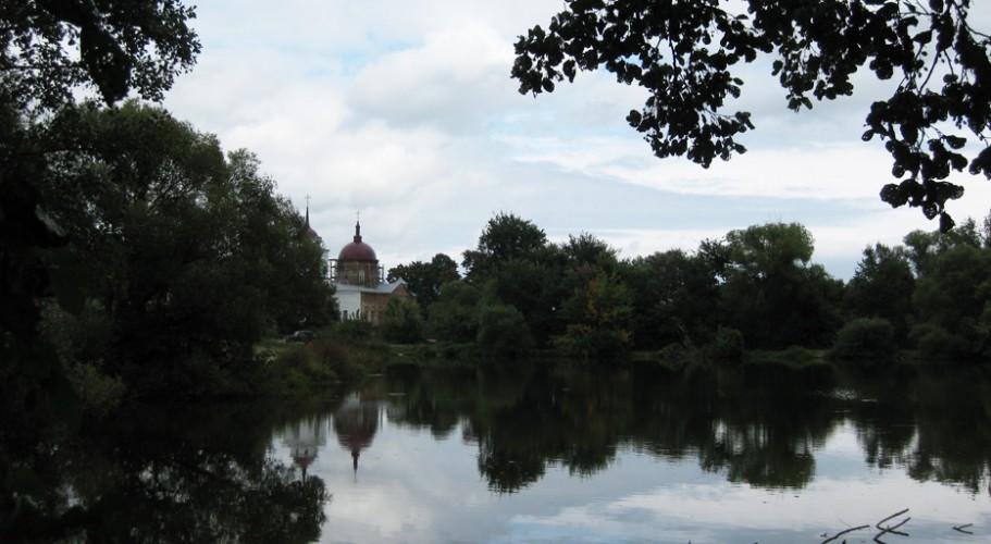 озеро Рамонь