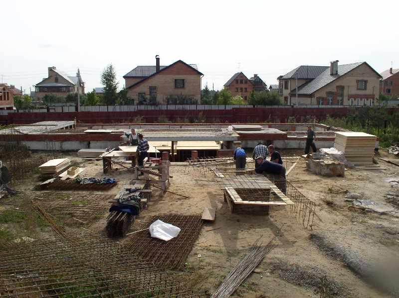строительства дома под ключ воронеж