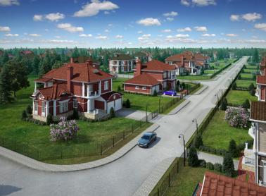 коттеджные поселки 2014-2015
